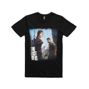 CAMISETA THE LAST OF US