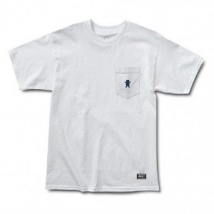 Camiseta Grizzly OG Embroidered Pocket