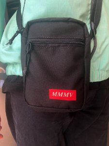 Shoulder Bag MMMV - PRETA