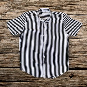 CAMISA Black Stripes