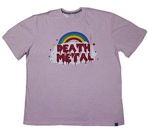 Camiseta Santa Hell Death Metal
