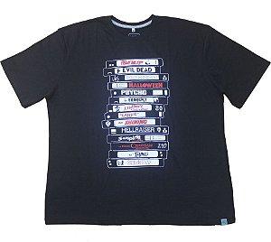 Camiseta Santa Hell VHS