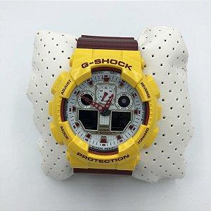 Relógio G-Shock GA-100CS-9ADR Original