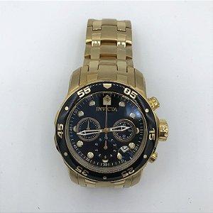 Relógio Invicta 0072 Pro Diver Masculino 48mm