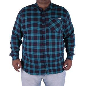 CAMISA FLANELADA CHRONIC BIG - CORES