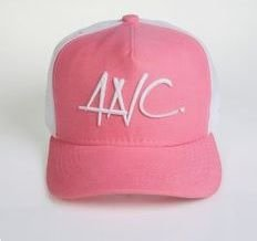 BONE ANCORADOS TRUCKER PINK