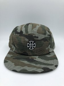 Boné Independent Camu Five Panel