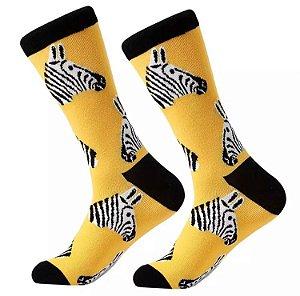 Meia Mixx Zebra