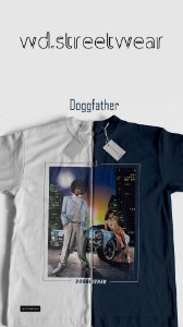 Camiseta WD Dog Father