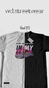 Camiseta WD Real OG