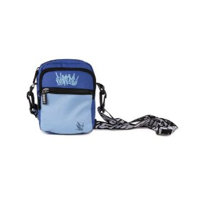 SHOULDER BAG CHRONIC AZUL