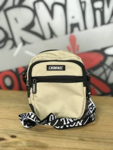 SHOULDER BAG CHRONIC Creme