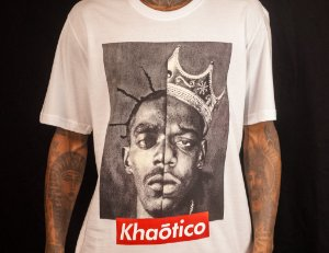 Camiseta Khaotic  Khaotico