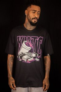 Camiseta Khaotic Purple Drink