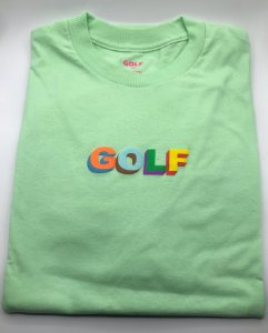Camiseta GOLF Wang 3D Multi Color - Heather Grey (XL)
