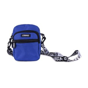 SHOULDER Bag CHR azul