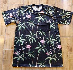 Camiseta CHR Flamingo Arvores