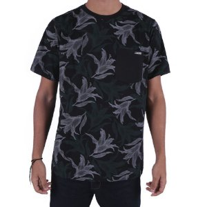 Camiseta CHR Floral Black