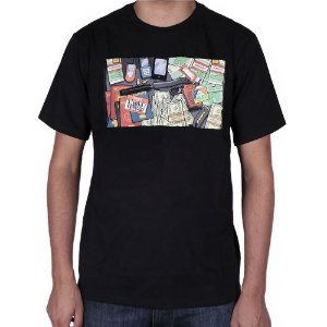 Camiseta CHR 2071- Mescla
