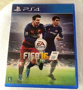 JOGO PS4 FIFA 16