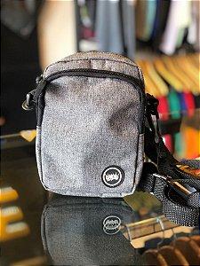 SHOULDER BAG CHR 019/003 CINZA