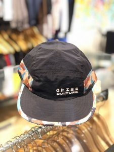 BONÉ OTHER CULTURE PRETO CAMU FIVE PANEL