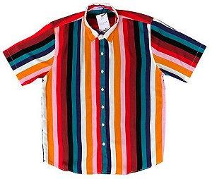 Camisa Colors Stripes Kamizaria