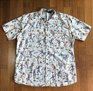 Camisa Kamizahia Pinoquio