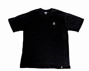Camiseta Preta MMMV Bordado