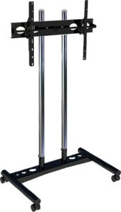 Pedestal para TV com roda sem bandeja de apoio - PER1800