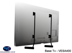 BASE PARA TV DE MESA 40 A 55 POL. VESA 400