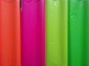 Papel De Seda 50x70 C/ 100 Fluorescente Sortidas