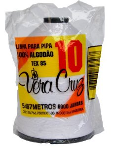 Vera Cruz Linha 10 - 6000 Jardas Branca