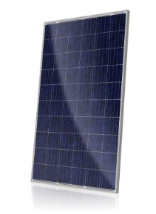 Painel fotovoltaico Canadian 260w