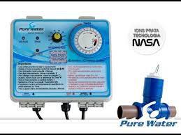 Ionizador para piscina Pure Water