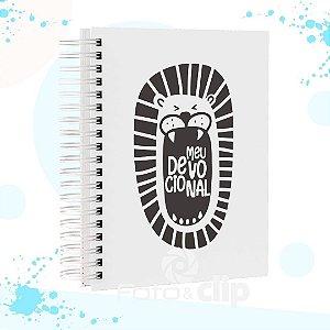 Caderno Devocional - Menino