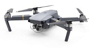Drone DJI Mavic Pro + 2 Baterias + Hub Charger + Carregador Veicular