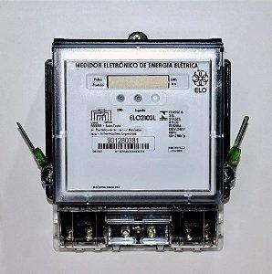 Medidor De Energia Trifásico Relógio Luz Eletrônico Digital