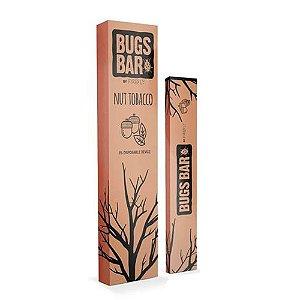 Pod Descartavel Firefly Bugs Bar 300 Puffs - Nut Tobacco