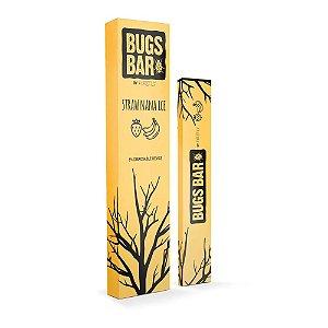 Pod Descartavel Firefly Bugs Bar 600 Puffs - Straw Nana Ice
