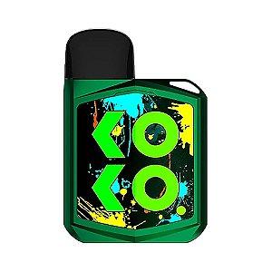 Pod System Caliburn Koko Prime - Green