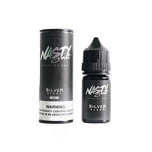 NicSalt Nasty Silver Blend (30ml/50mg)