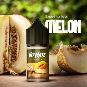 Juice Ultmate Melon (30ml/0mg)
