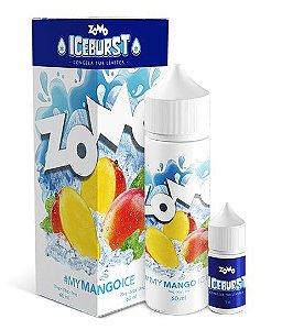 Juice Zomo Ice Burst Mango (60ml/3mg)