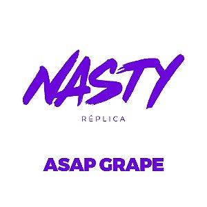 Juice Nasty Hight Mint Réplica - Asap Grape (60ml/3mg)