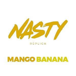 Juice Nasty Cush Man Réplica - Mango Banana (60ml/3mg)