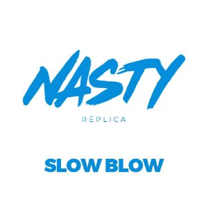 Juice Nasty Hight Mint Réplica - Slow Blow (60ml/3mg)