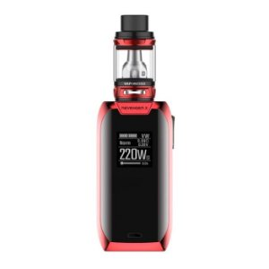 Vape Kit Vaporesso Revenger X - 5ML - Red