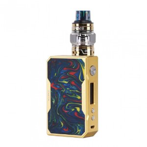 Vape Kit Voopoo Drag - Gold Rainbow