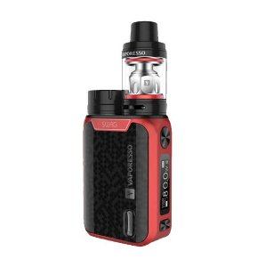 Vape Kit Vaporesso Swag - 3.5ML - Red
